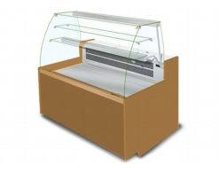 ELINE CURVED GLASS CHOCOLATE DISPLAY