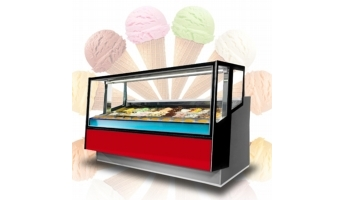 How to display ice cream