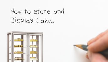 How to Store & Display Cake