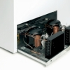 Slide Out Refigeration Unit For Easy Servicing